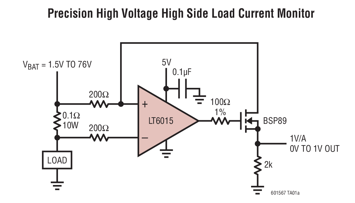 issues with classic high side sense circuit using dual op amps